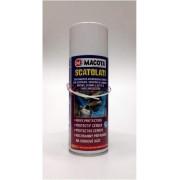 01908 MACOTA SCATOLATI Trattamento antiruggine ceroso per Motori scocche Parti Metalliche Auto 400 ml