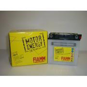 FB9-B BATTERIA MOTO FIAMM 12V 9AH FB9-B = YB9-B