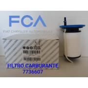 77366607 FILTRO GASOLIO MJET 2014> 1.3 MJET 1.6 JTDM  2.0 JTDM JEEP UFI 2605200 CLEAN MG3612 HENGST E104KP