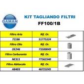 KIT FILTRI FIAT/LANCIA 1.3 JTD -MJT-MJTD 16 V MULTIJET