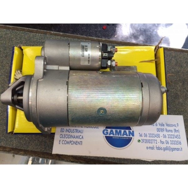 RE20404206OE  MOTORINO AVVIAMENTO 24V REAL SPA MAGNETI MARELLI 63216741 MT67AD FIAT 4807379