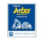 OLIO IDRAULICO ARBOR 68  LT. 200 OLIO PER IMPIANTI IDRAULICI PER MACCHINE AGRICOLE E MOVIMENTO TERRA ISO VG-68