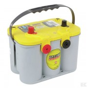 BATTERIA OPTIMA YT U 4.2 12V 55AH 765EN YELLOW TOP DEEP CYCLE & STARTING  AGM BATTERY