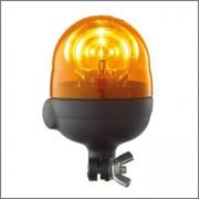 GIROFARO MICROBOULE INNESTO TUBOLARE 12 V COMPLETO DI LAMPADA ALOGENA