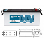 7904883 BATTERIA 12V 185AH 1200 EN DIM.510X218X228 POLO POS DX   MC15 185 ACCUMULATORI ALTO ADIGE