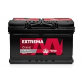 BATTERIA 12V 80AH+ L3 730EN EXTREMA ALTO ADIGE ACCUMULATORI 278x175x190  POLARITA DX